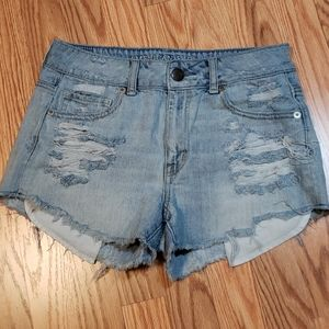 Sz 4 American Eagle Outfitters Shortie Shorts